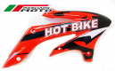Fiancatina anteriore DX SX HOT BIKE 250 RR