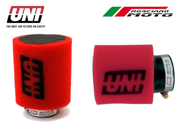 Filtro Aria UNI Dual Layer 42 -46 mm Pit Bike