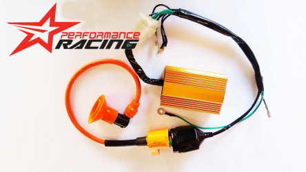 Kit Centralina Performance Racing Per Hot Bike
