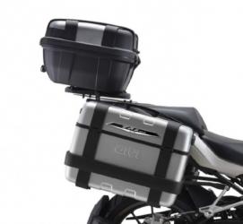 Set valigie laterali GIVI per Benelli TRK 502