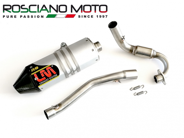 Scarico Completo LM SYSTEM R8