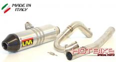 Scarico Completo LM SYSTEM In alluminio