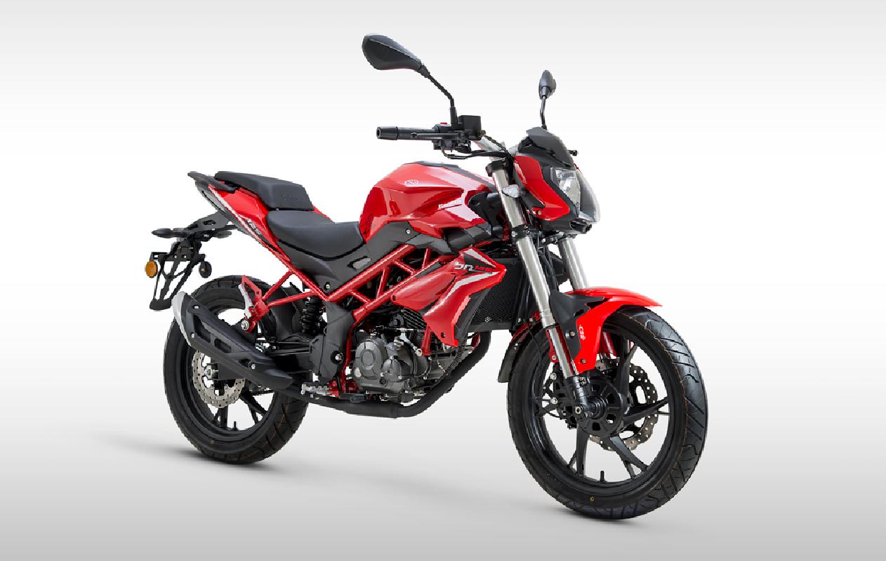 Új Benelli BN 125 naked bike eladó - 690 000 Ft - Benelli