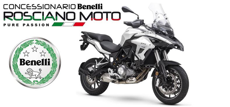 Benelli TRK 502 Adventure