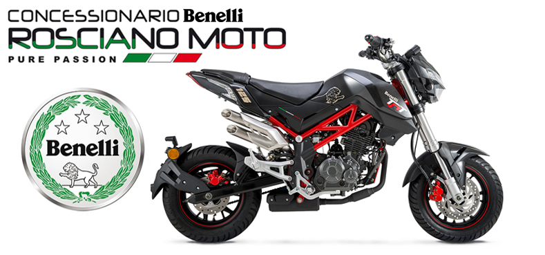 Pit Bike Benelli Tornado T 125 2018