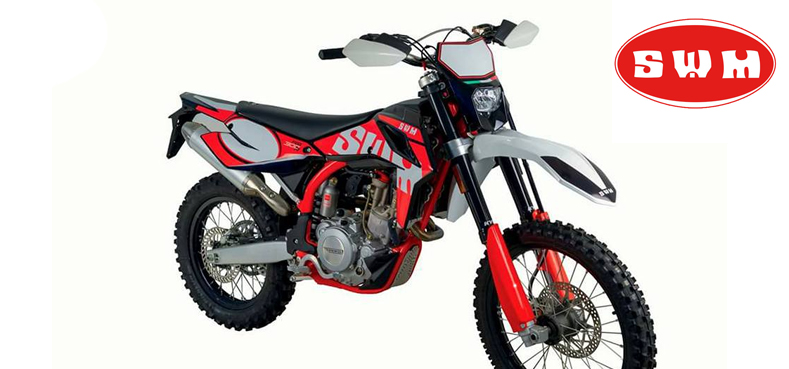 SWM SM 300 R Supermotard 2018