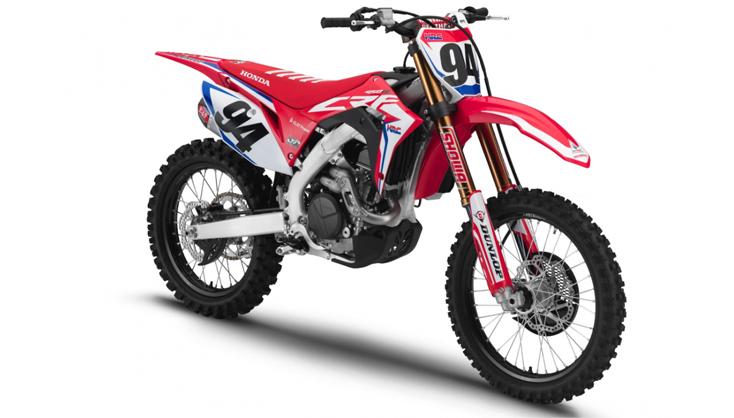 Honda CRF 450 2019
