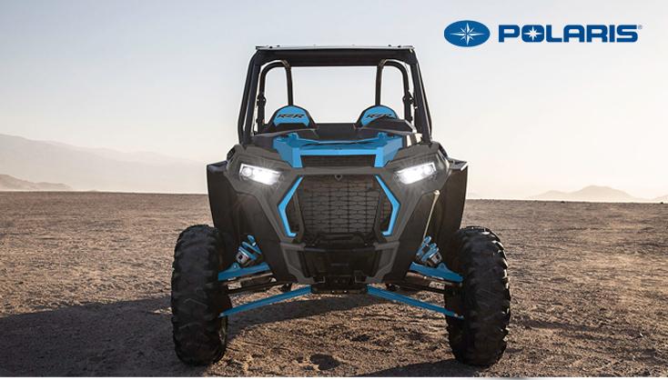 Polaris RZR XP TURBO EPS 64 2019