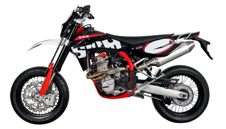 SWM SM 500 R Supermotard 2019